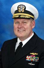 Rear Admiral John Butler