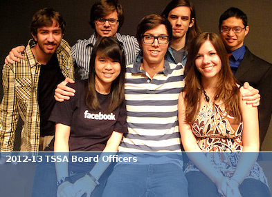 2012-13 TSSA Board Officers