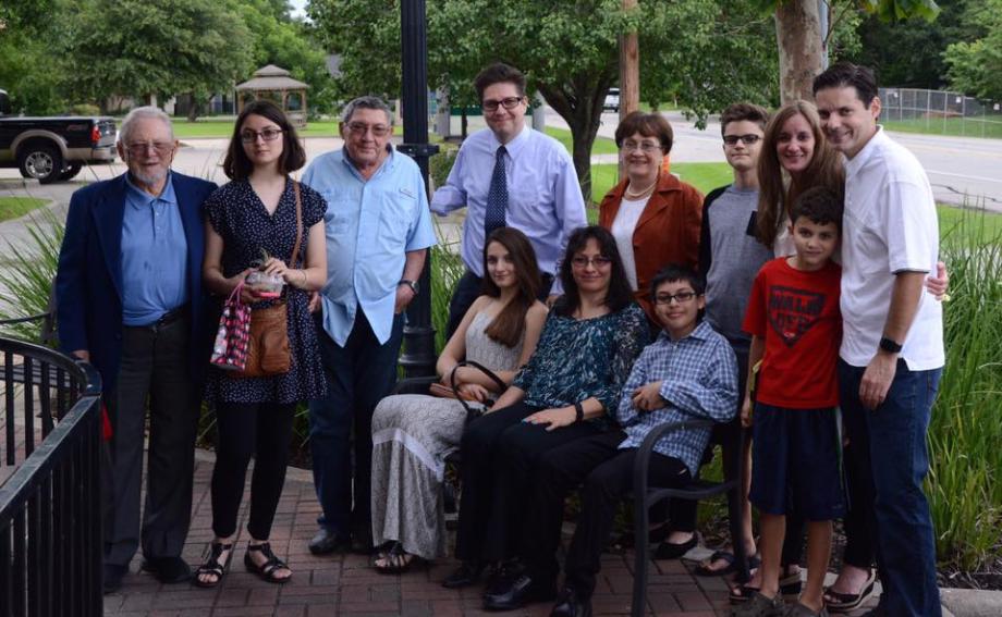 Gurfinkel Family