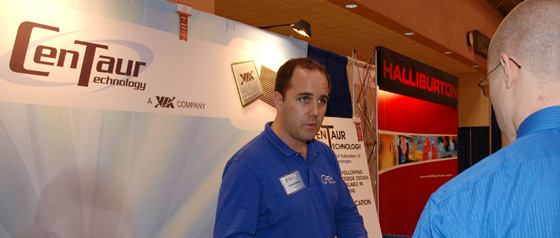 CenTaur Technology at the 2006 CNS Career Fair