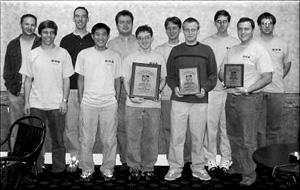 The UTCS ACM Programming Club 2002