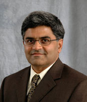 A photo of Professor Keshav Pingali