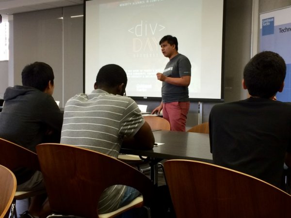 Day promotes diversity in tech fields department of computer science - Div computer science ...