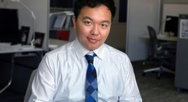 Assistant Professor Qixing Huang